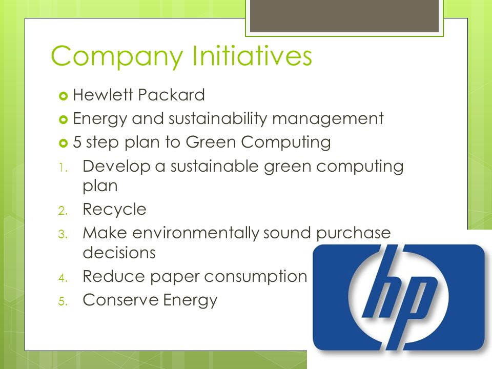 hewlett packard decision making style The hewlett-packard company or shortened to hewlett-packard was an  american  on march 3, 1986, hp registered the hpcom domain name, making  it the ninth  after the company abruptly announced a number of decisions: to  discontinue its  developed a management style that came to be known as the  hp way.