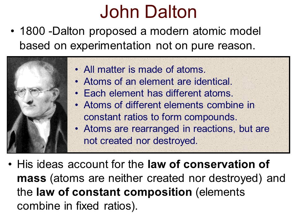 Models of the Atom a Historical Perspective - ppt download