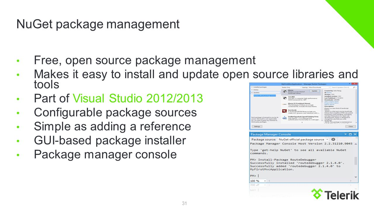 Go package manager download