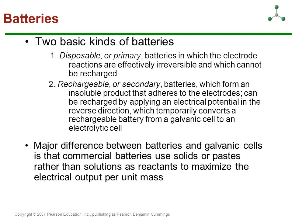 difference between galvanic cell and electrolytic cell pdf
