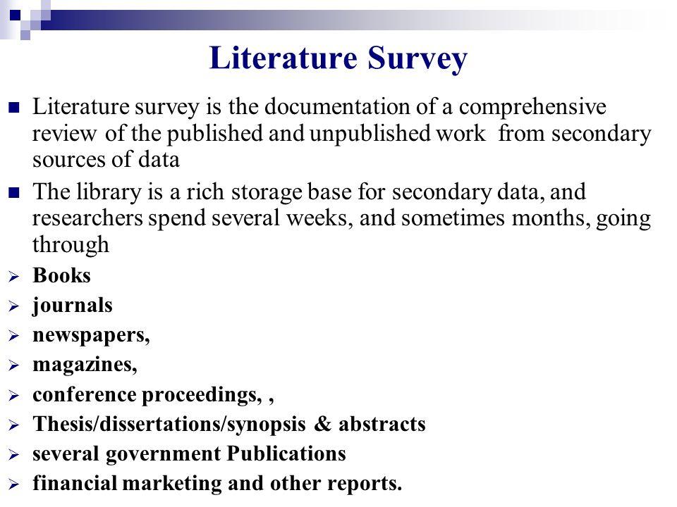 Definition of literature review by uma sekaran SlidePlayer Similar articles