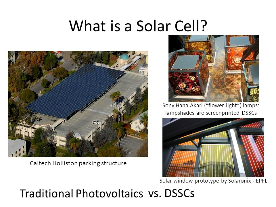 photosynthesis vs semiconductor solar cell Solar cells: solar cell model & what affects solar cell performance  increases in temperature reduce the band gap of a semiconductor,  in a solar cell,.