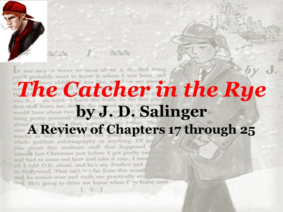 essays on themes of the catcher in the rye Need help on themes in j d salinger's the catcher in the rye check out our thorough thematic analysis from the creators of sparknotes.