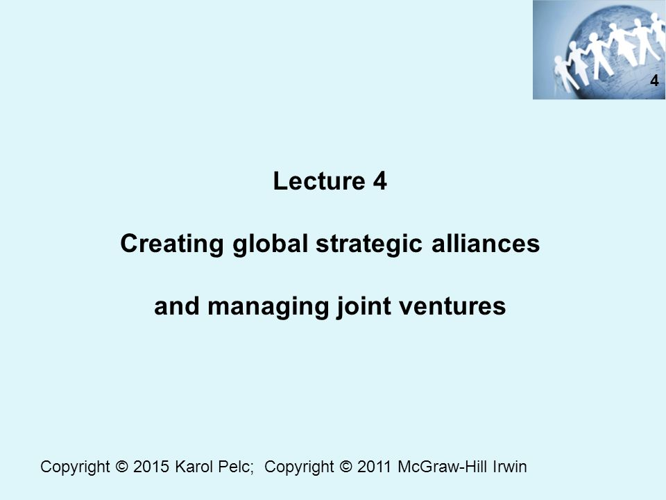 strategic joint venture between mcgraw hill and Strategic management mcgraw−hill primis mcgraw-hill/irwin strategic management joint ventures, strategic alliances.