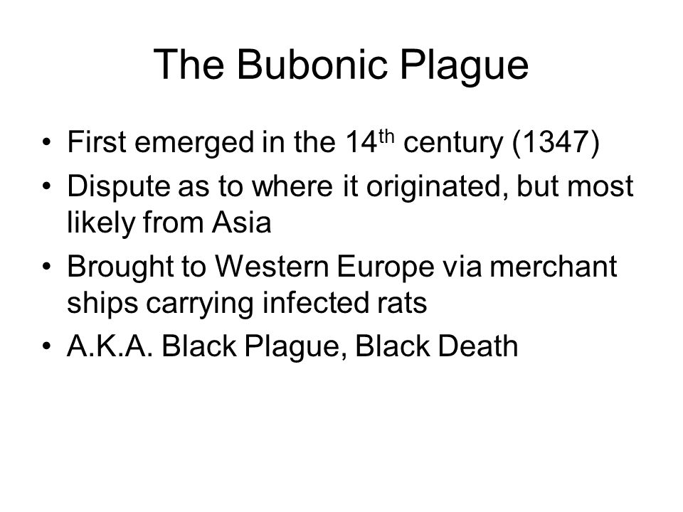 an analysis of black death in 1347 The arrival of the disease in eastern europe and italy the black death comes to europe, 1347 melissa snell the first recorded appearance of the plague in europe was at messina, sicily in october of 1347.