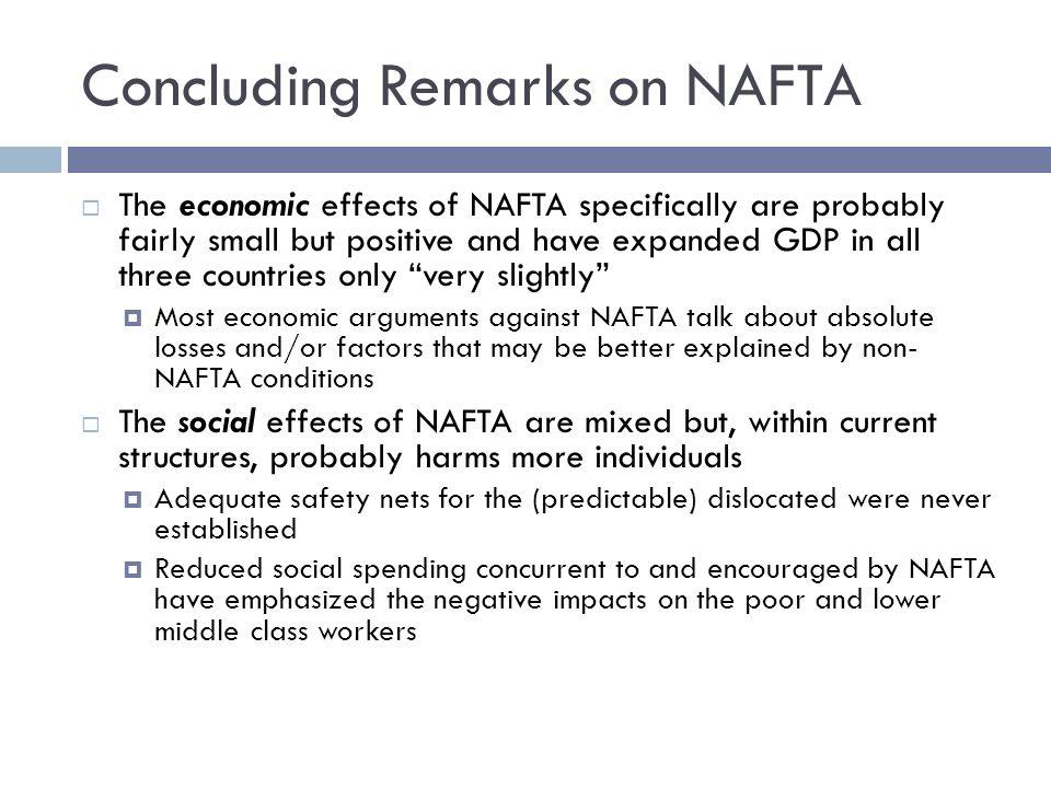 Regional Cooperation Nafta Ppt Download
