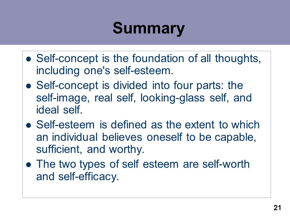 self concept and real self essay View this essay on self-esteem and nursing when i first began when i first began to study and learn about nursing i never thought very much of what the concept.