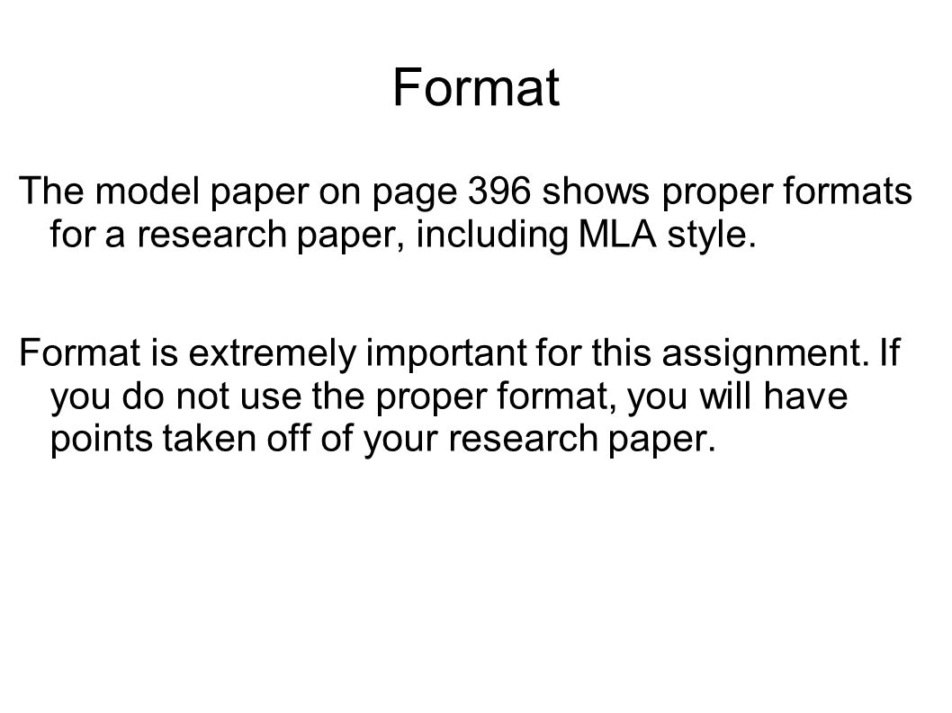 model research paper format Here is a sample outline for a biographical research report: sample outline a model b  actress c biographical research paper ©2004wwwbeaconlearningcenter.