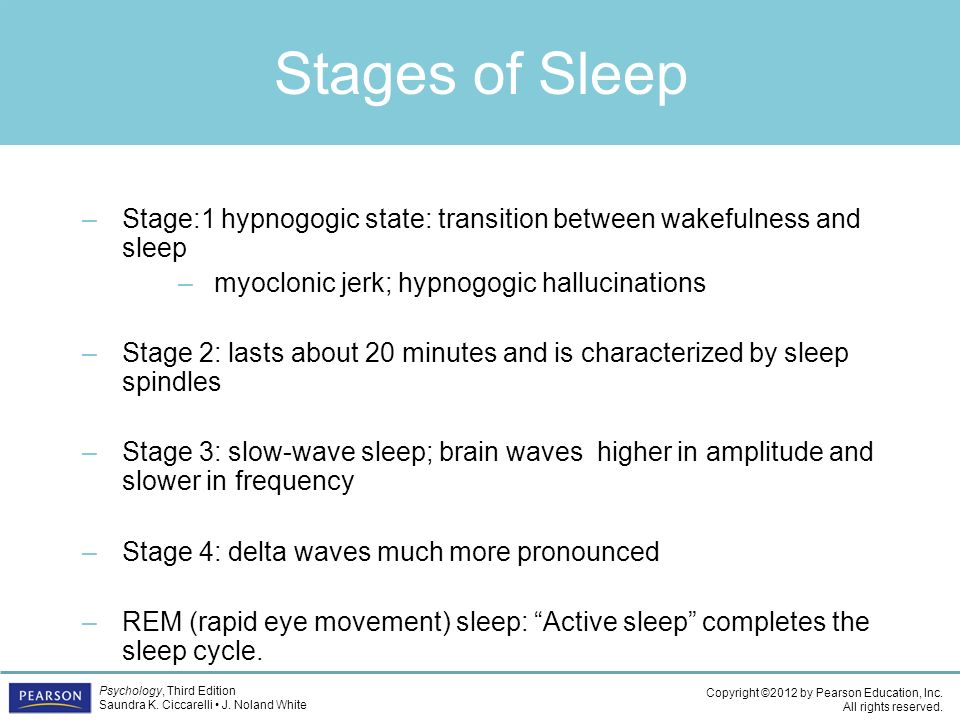 the state of sleep and its phases The fourth stage of sleep is r sleep, or rem sleep  shives agrees that rem  sleep is very important — one of its peculiarities is that it remains.