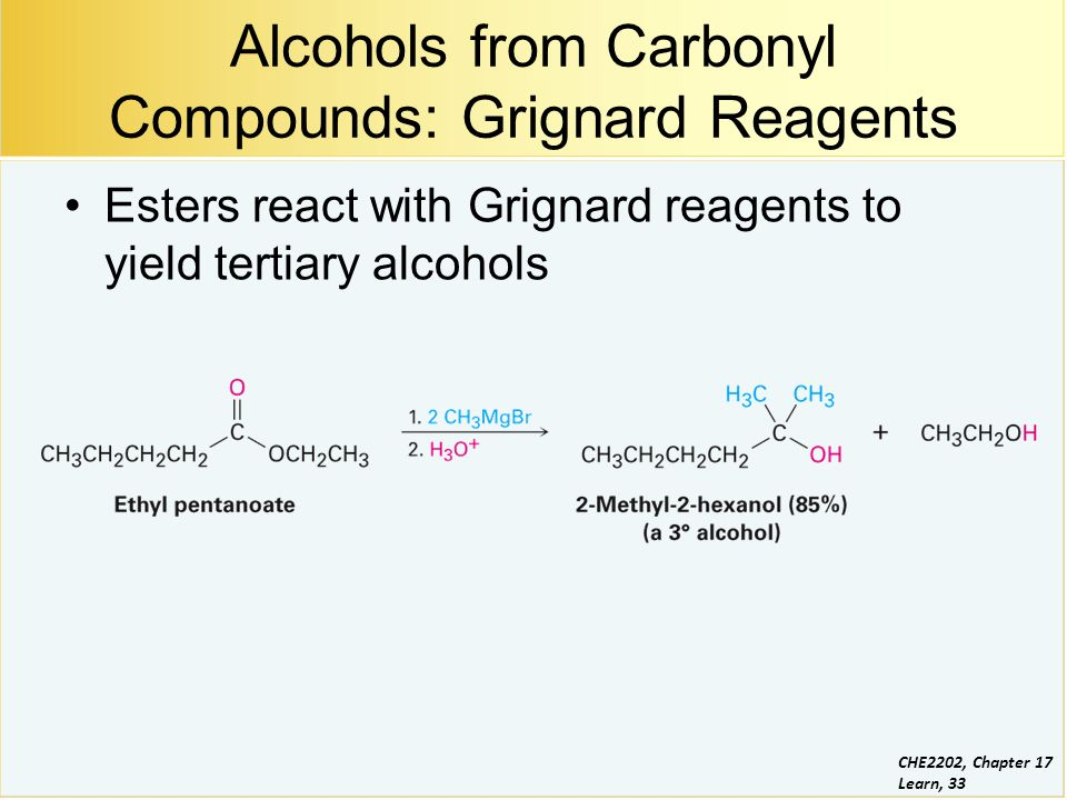 grignard synthesis percent yield Synthesis of aspirin lab report  compare the percent yield to the theoretical yield and test the  the grignard synthesis of triphenylmethanol organic.