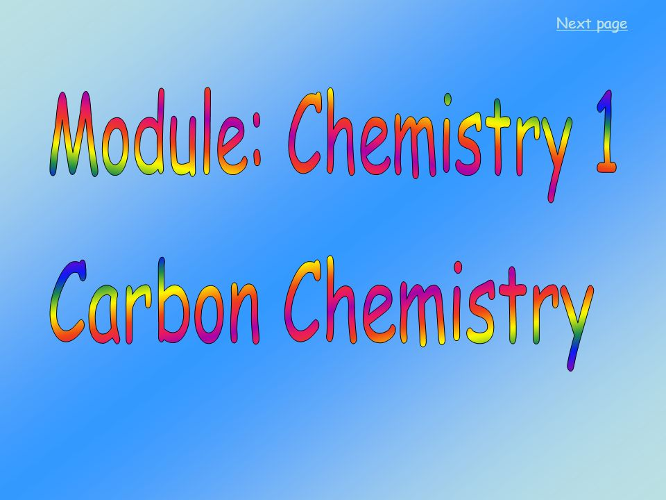 module chemistry Ocr as/a level chemistry a home  module 2: foundations in chemistry navigate to resources by choosing units within one of the unit groups shown below.