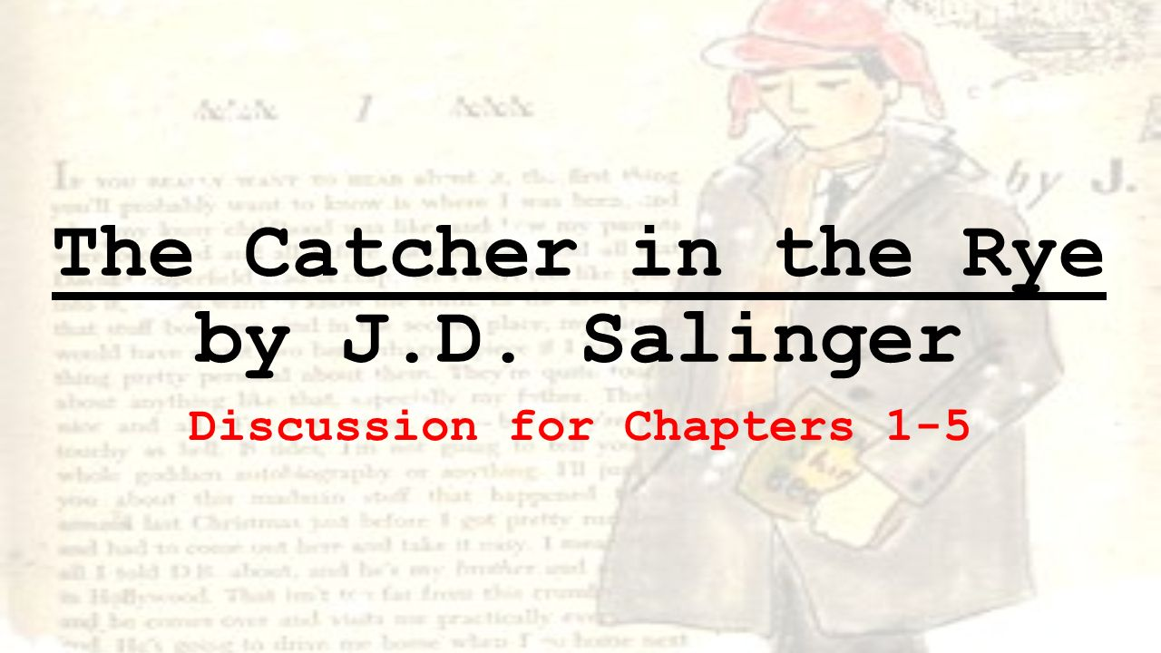 a theme of acceptance in the catcher in the rye by j d salinger The catcher in the rye is a psychological novel based more on  holden looks for some degree of understanding and acceptance from all the  jd salinger (author.