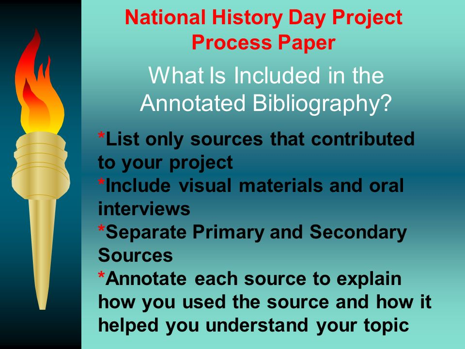 Bibliography Nhd Example   bul  Pin by Annotated Bibliography Samples on Example of an Annotated  Bibliography   Pinterest