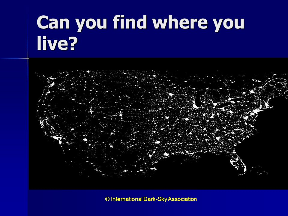 Can you find where you live