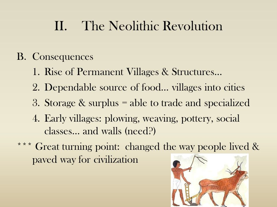 neolithic revolution and the writing system The neolithic revolution essay - qualified scholars engaged in the company will do your paper within the deadline get started with essay writing and compose finest term paper ever why be concerned about the review order the required help on the website.