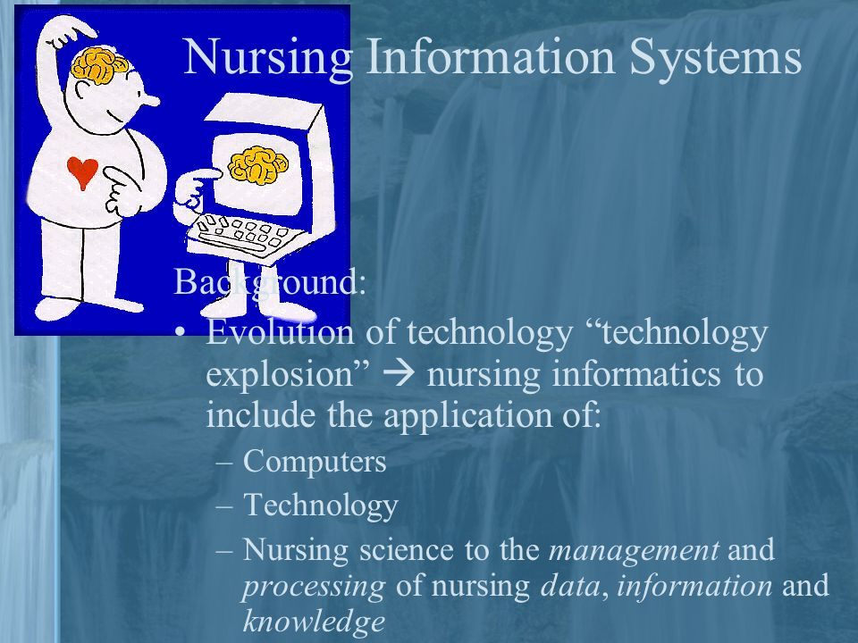 nursing and technology explosion Explosion in artificial intelligence coming for home care and hospitals by tim mullaney | june 7, 2018  the use of artificial intelligence (ai) technology in health care is poised to soar throughout the globe in the coming years, including to support preventive care in people's homes  whether that's a skilled nursing facility or at home.
