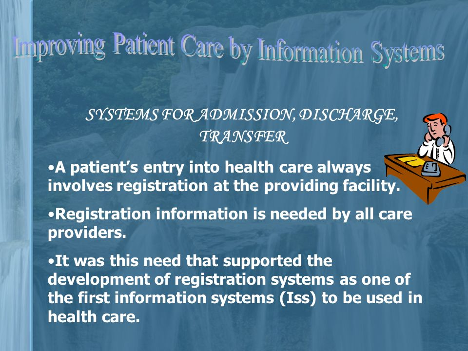 Evolution of health care information systems essay