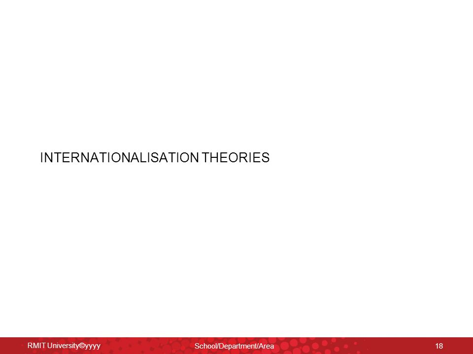 mainstream internationalisation theories Ethics in the internationalization of higher education in canada  and theories of change  and pluralize knowledge traditions within mainstream institutions .