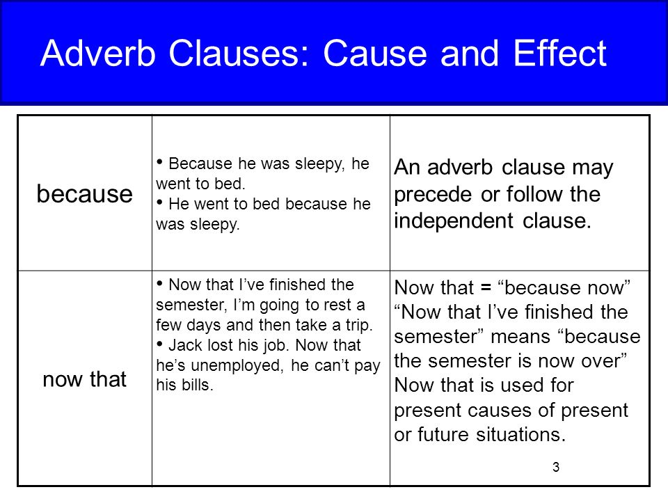 causes and effects of going to Those that did committed talent and know-how, not just dollars, to pressing but  carefully chosen social needs and then told the world about their cause and their .