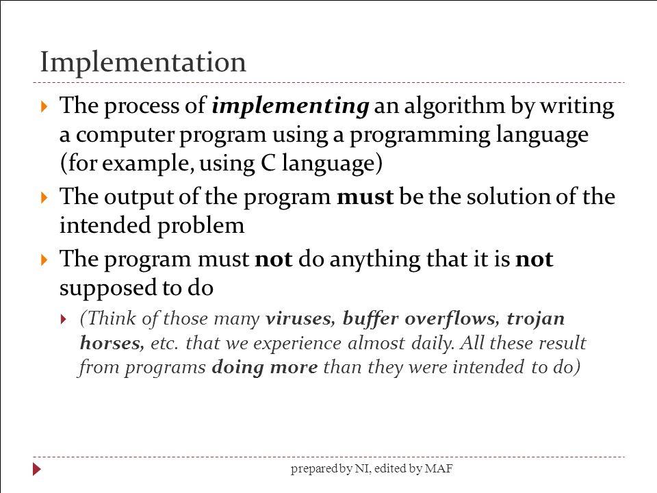 Implementation of the residency program essay - Custom paper