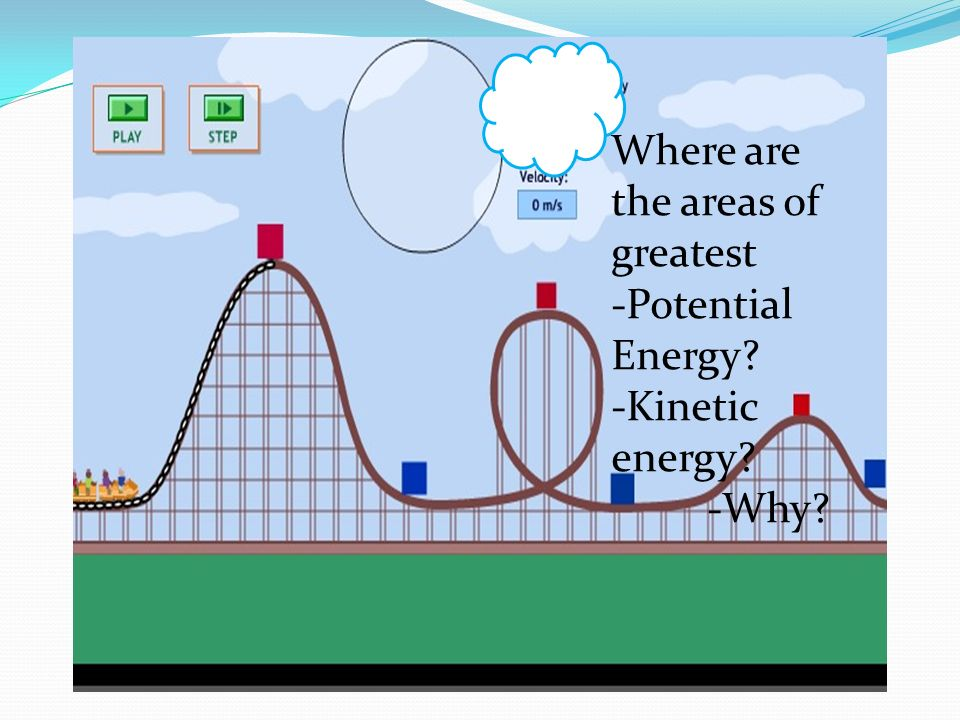 lesson plan in science in potential and kinetic energy Students investigate and understand how kinetic energy can be stored as potential energy and then be released as kinetic energy again they will also be able to infer that the more energy there is stored in an object, the more energy it can release students will use the following science process.