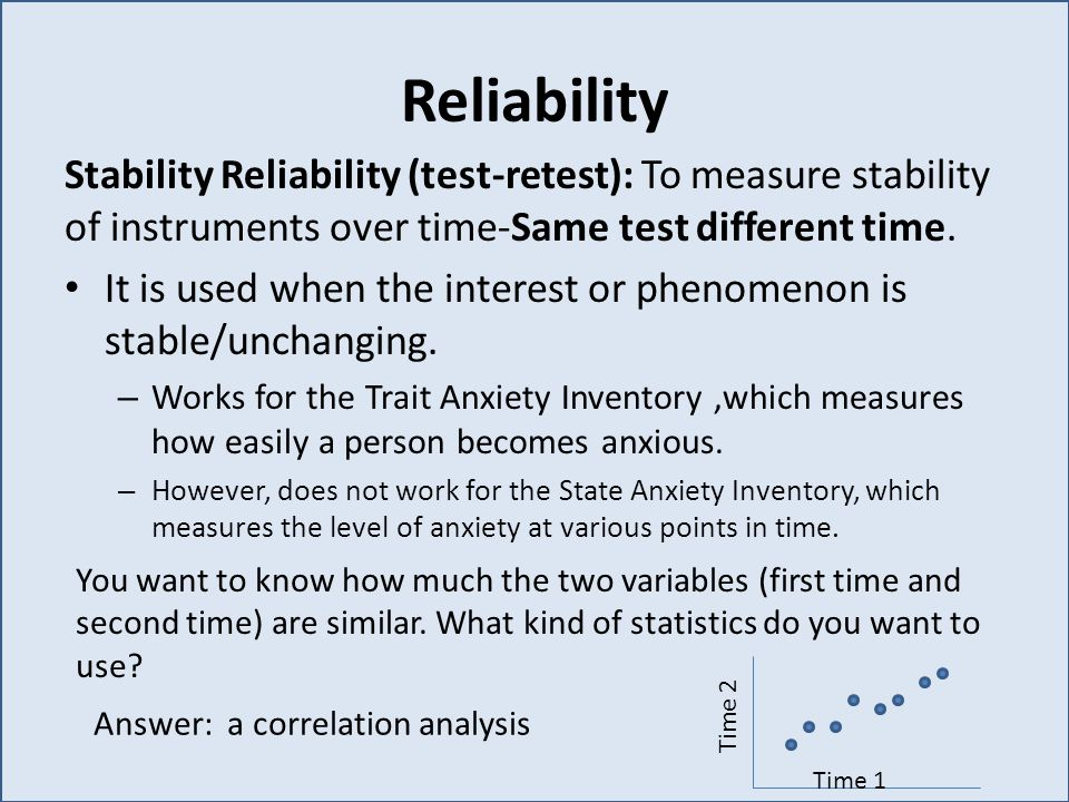 A Test-Retest Reliability Study of the Wechsler Adult ...