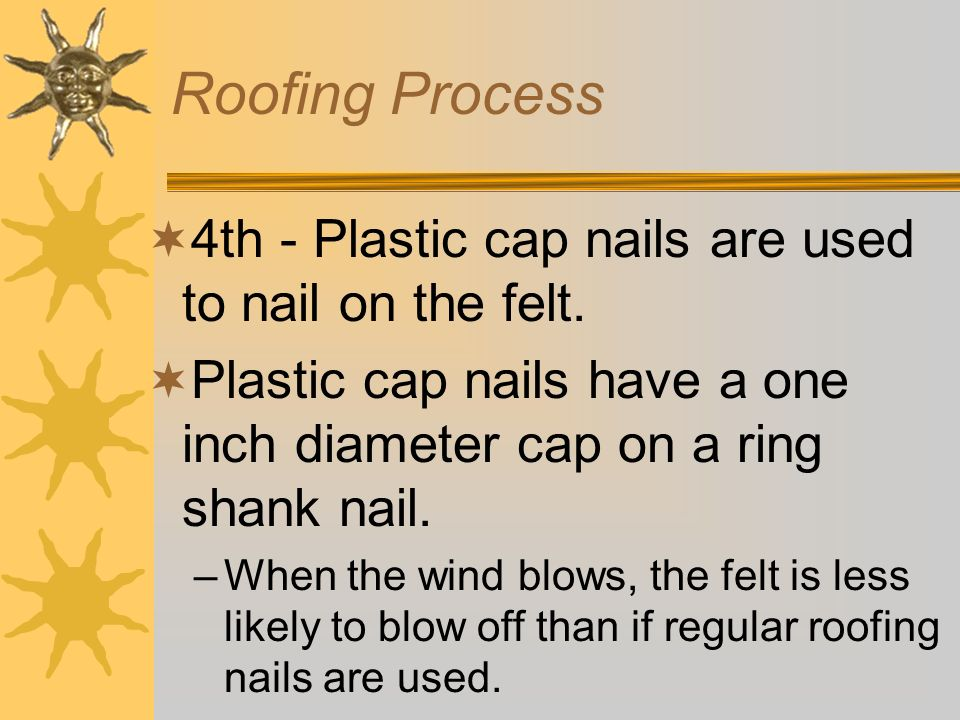 15 Roofing ...