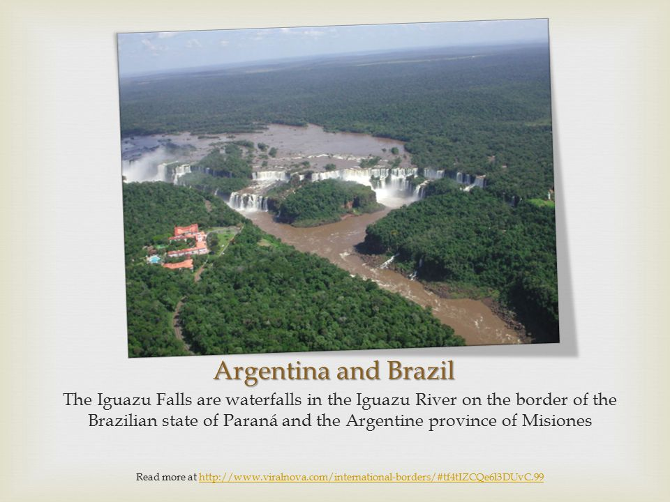 waterfalls borders borders political geography llhammon spring ppt video online