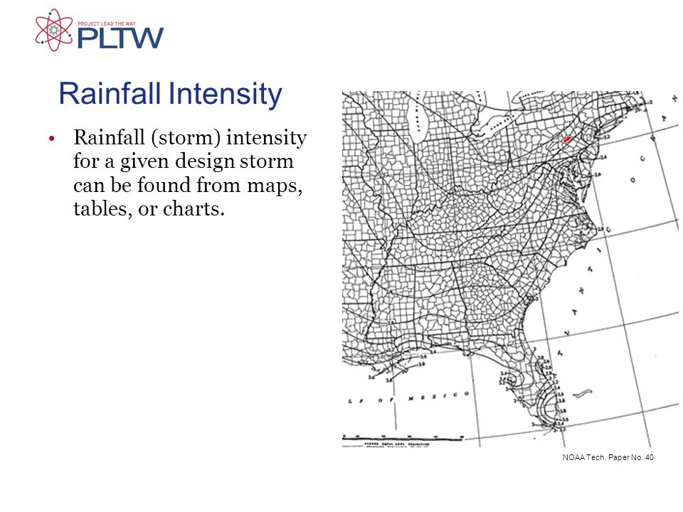 Storm Water Runoff Storm Water Runoff Ppt Download - Water runoff table map us