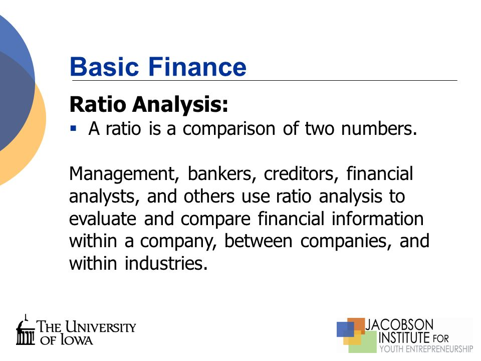 How does ratio analysis make it easier to compare different companies?
