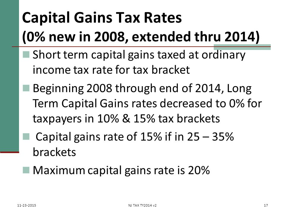 income from capital gains California does not have a tax rate that applies specifically to capital gains instead, capital gains are taxed at the same rate as regular income currently.