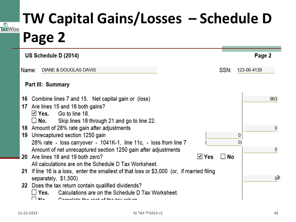 Capital loss carryover worksheet 2016 to 2017