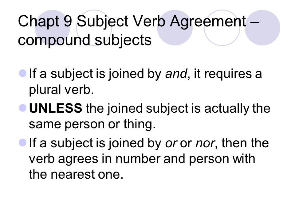 Sentence Fragments Verb Agreement And Pronoun Agreement