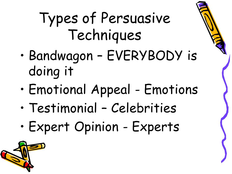 the impact of persuasive appeal 3 ways to persuade your audience a speech of persuasion they intend to enact a tools for achieving a speaker's persuasive goal ethos (ethical appeal).