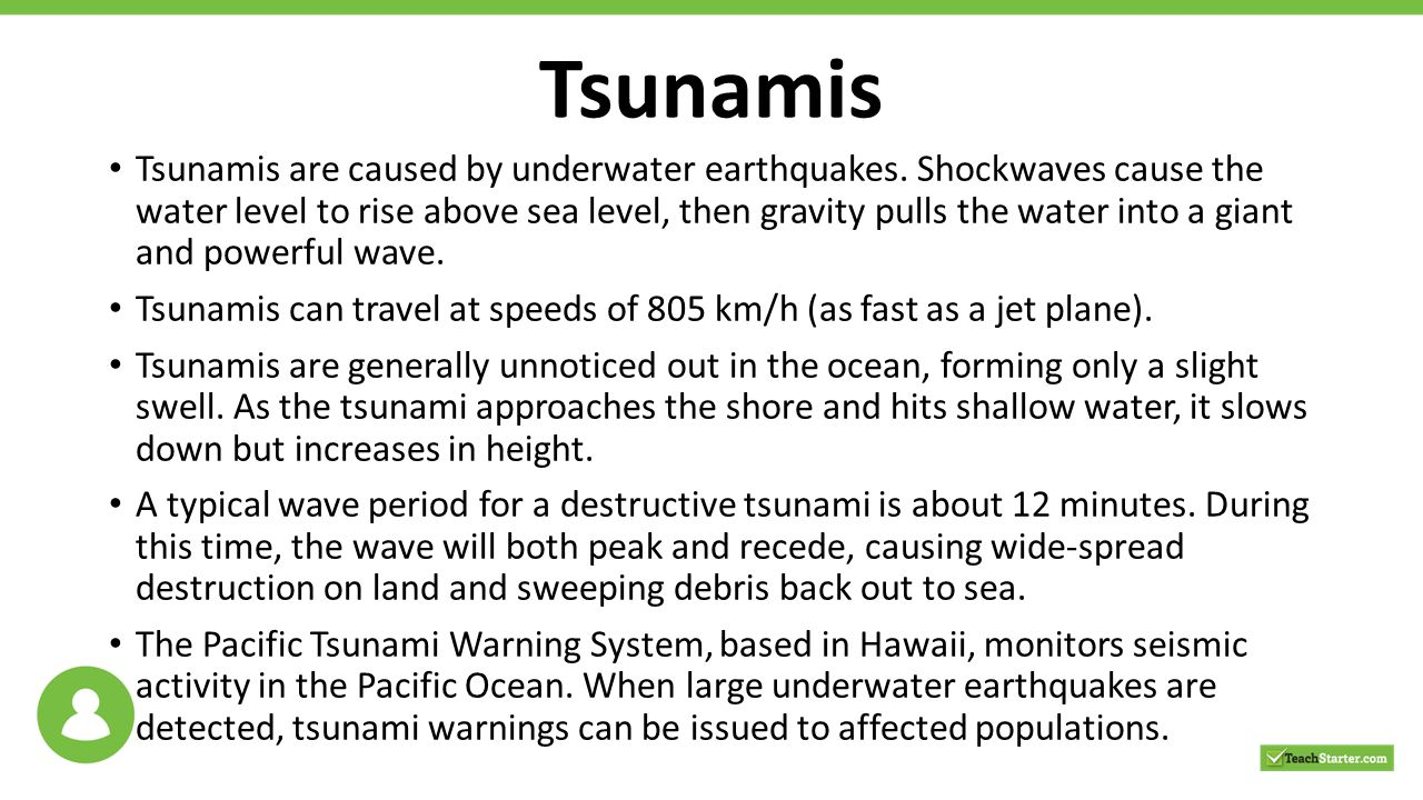 worksheet Planet Earth Shallow Seas Worksheet natural disasters ppt video online download 24 tsunamis