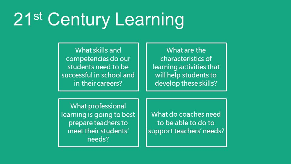 What do coaches need to be able to do to support teachers' needs