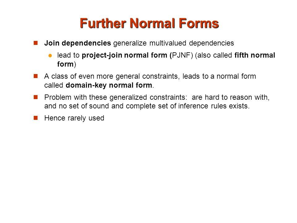 Chapter 7: Relational Database Design - ppt download