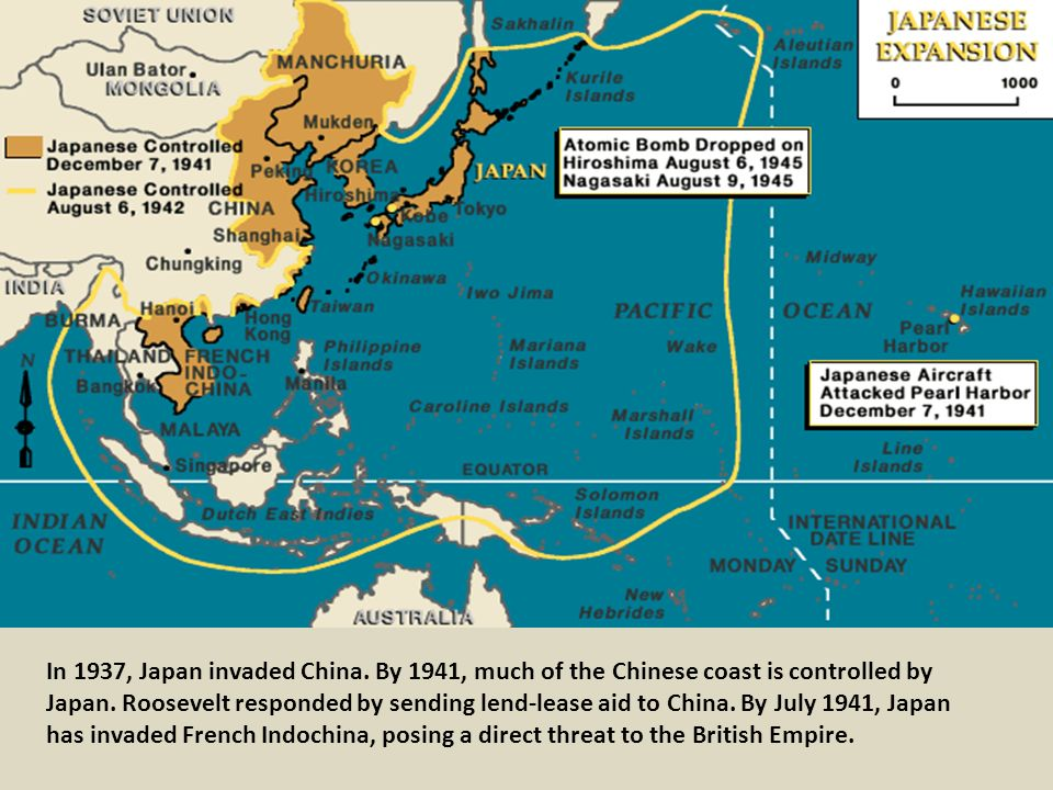 Japan attacks pearl harbor ppt video online download in 1937 japan invaded china by 1941 much of the chinese coast is publicscrutiny Choice Image
