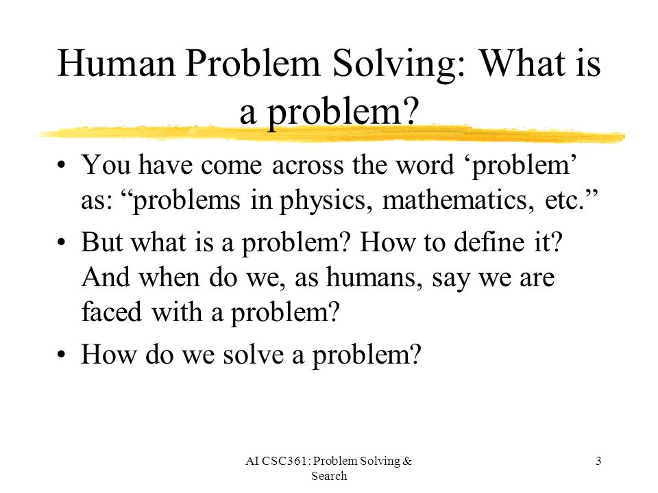 Solving Worded Problems