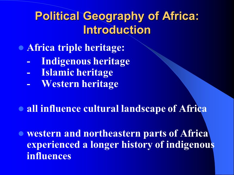 an introduction to the geography and culture of south africa South africa: geography population and policy, culture and media • click on download to get complete and readable text • this is a free of charge document sharing network.