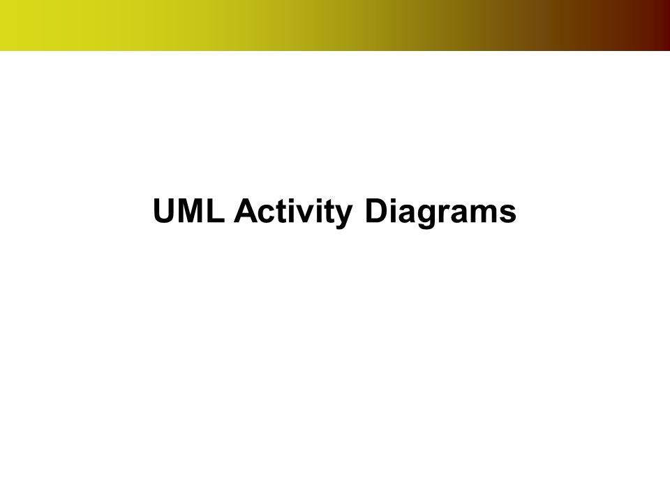 Uml activity diagrams ppt download 1 uml activity diagrams ccuart Image collections