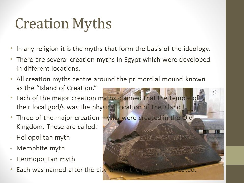the myths of creation in various religions Ancient origins articles related to religions in the sections of history, archaeology, human origins, unexplained, artifacts, ancient places and myths and legends.