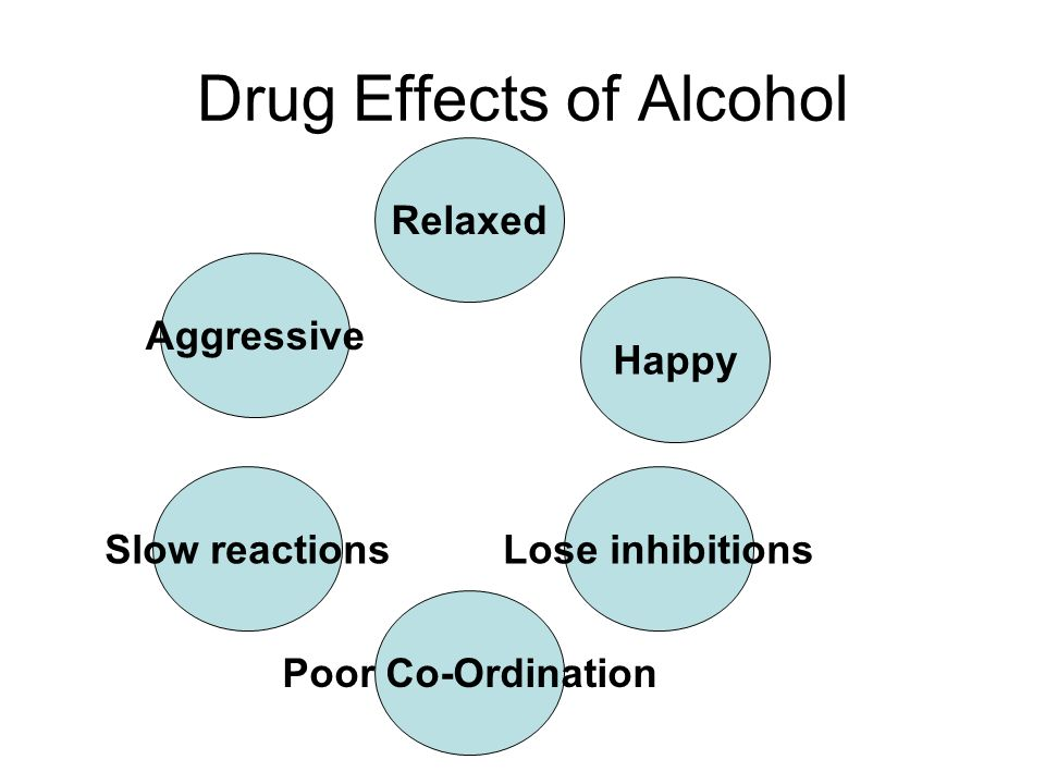alcohol effects on health pdf