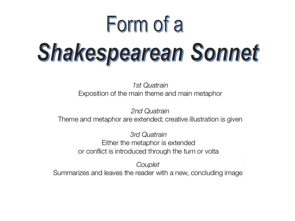 Sonnet 130 William Shakespeare - ppt video online download