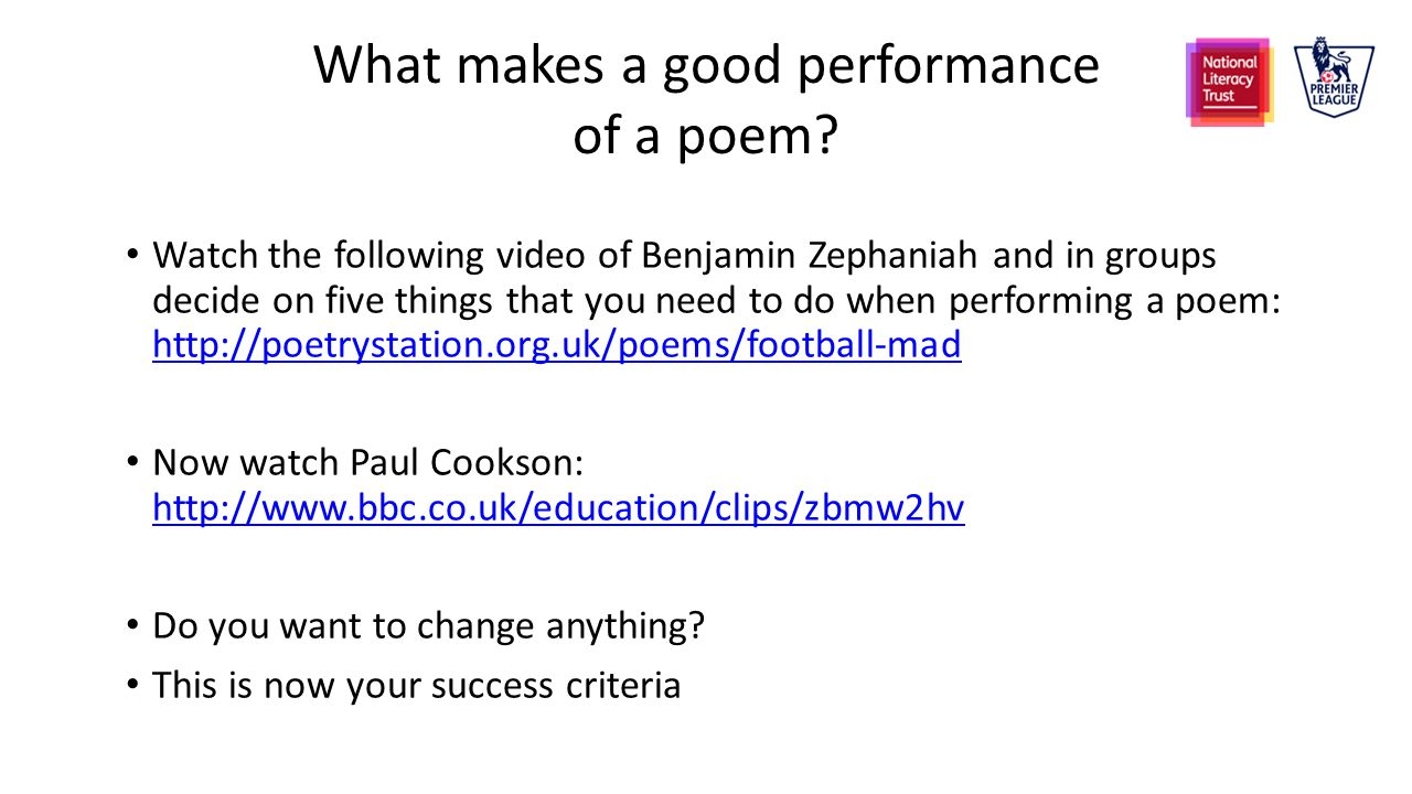 how to write a good slam poem