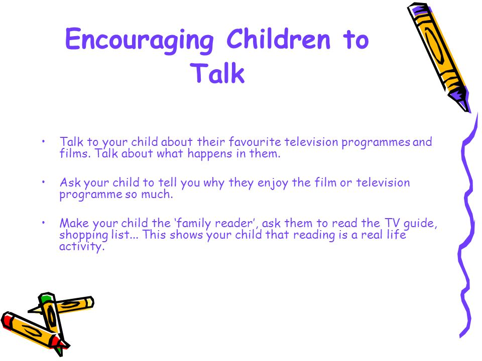Reading with your child - information parents - ppt video ...