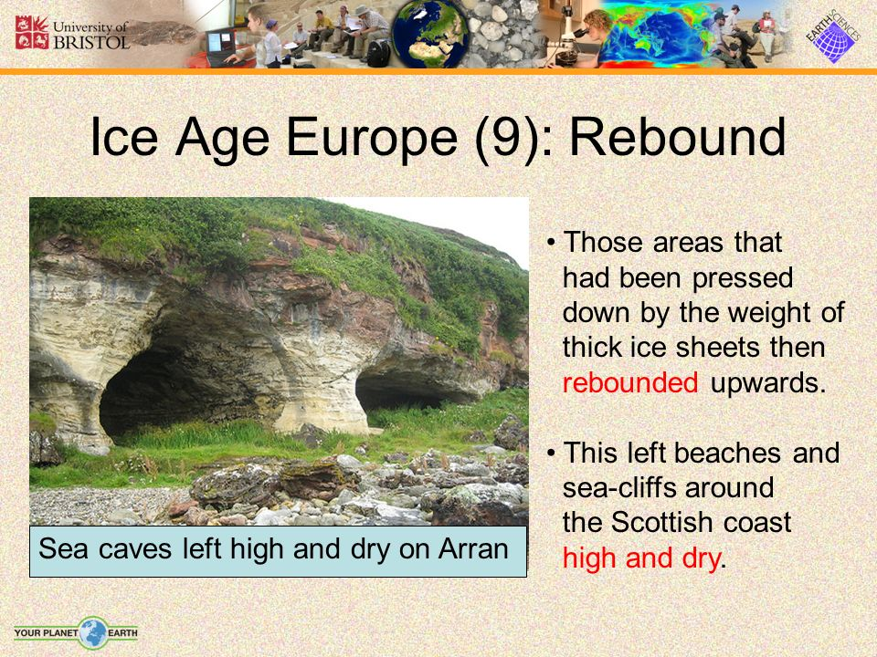 The Ice Ages Presenter notes: Its hard to believe that ...