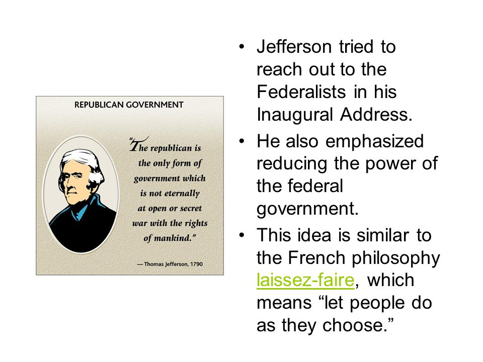how did thomas jefferson out federalize the federalist Alexander hamilton exerted the most influence within the newly emerging federalist party  thomas jefferson and alexander hamilton  did thomas jefferson out.