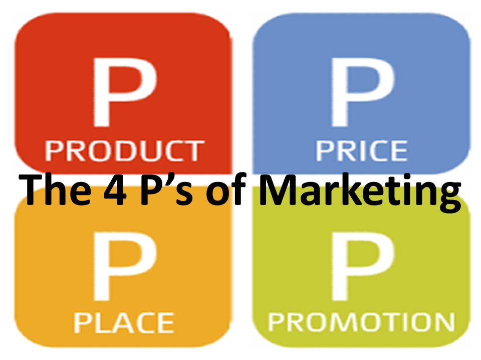 marketing the 4 p s In the first part of this series, we explain the marketing mix (the 4 p's of marketing) and why it matters.