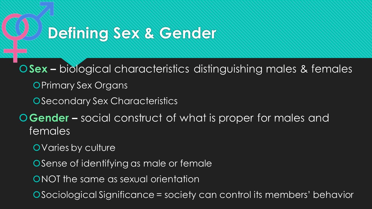the distinguishing characteristics of bisexuals in society